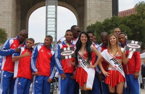 Сборная Кубы – победитель четвертого сезона WSB