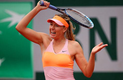WTA: Шарапова — лидер чемпионской гонки, прорыв Бушар