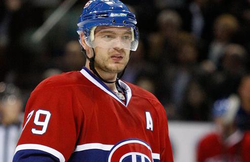 НХЛ. Марков наверняка останется в Монреале