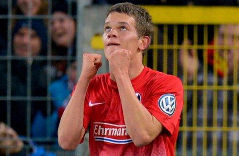 Защитник Фрайбурга ждет перехода в Дортмунд