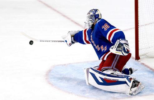 НХЛ. Лундквист продлевает финальную серию еще на один матч