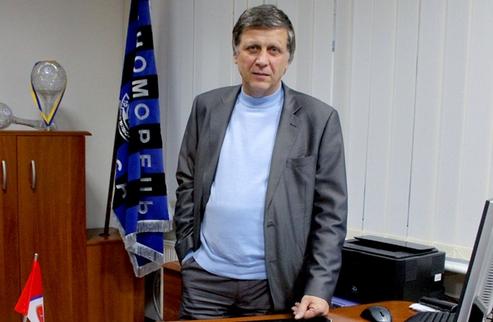 """Керницкий: """"Мы чувствовали желание Антонова покинуть клуб"""""""