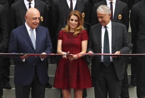Барбара Берлускони: цель Милана — Лига чемпионов