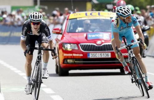 Критериум Дофине: Бакелантс – победитель шестого этапа