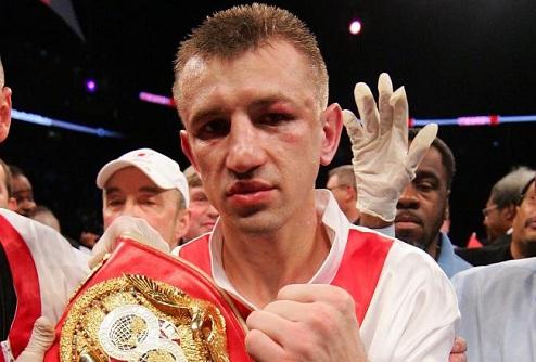 Адамек вернется на ринг в октябре