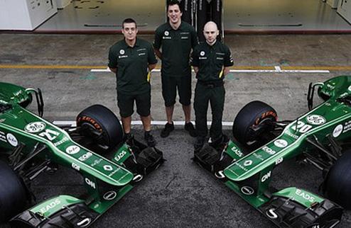 Формула-1. Катерхэм может пропустить Гран-при Австрии