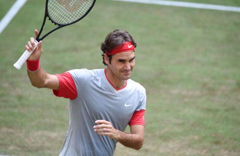 """Федерер: """"Хочу выиграть седьмой титул в Галле"""""""