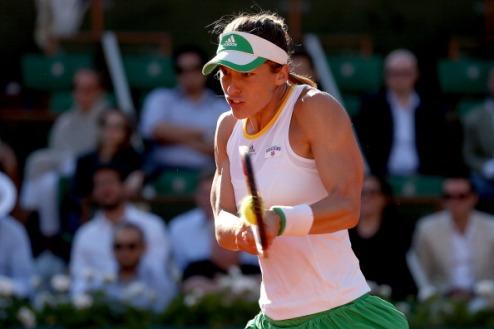 Хертогенбош (WTA). Петкович и Мойсбургер побеждают