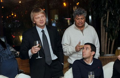 Луческу и Палкин созывают пресс-конференцию