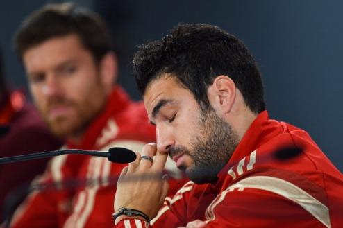 Фабрегас: Арсеналу я не нужен
