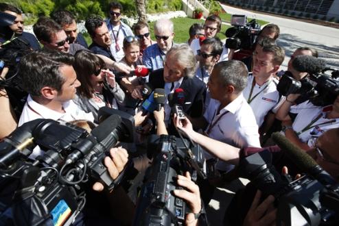 Феррари созывает собрание по будущему Формулы-1