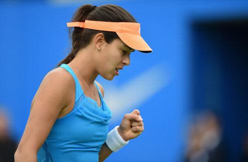 WTA: Шарапова лидирует в чемпионской гонке, прогресс Иванович