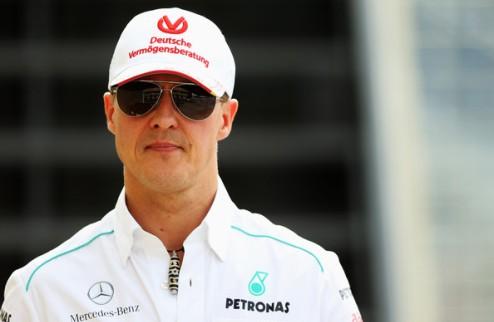 Формула-1. Шумахер вышел из комы