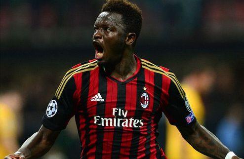 Официально: Милан продлил Мунтари