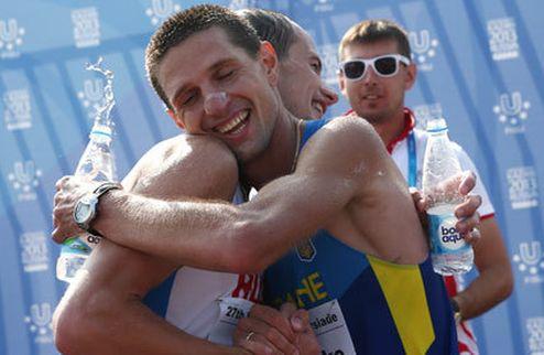 Легкая атлетика. Украинец в тройке лучших спортсменов мая в Европе