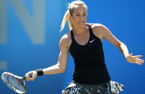 Хертогенбош (WTA). Коукалова в полуфинале, вылет Мугурусы
