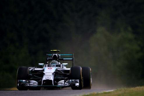 Формула-1. Гран-при Австрии. Росберг выигрывает первую практику