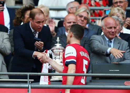 Вермален не собирается покидать Арсенал