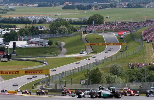 """Формула-1. Росберг: """"Отличная гонка с превосходной атмосферой"""""""