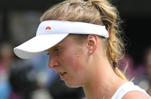 "Свитолина: ""Трава не подходит моему теннису"""