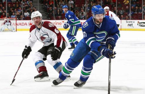 НХЛ. Ванкувер работает над трейдом Кеслера