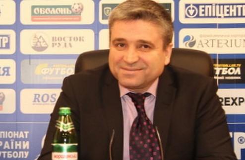 """Яворский: """"В следующем году полностью завершим реконструкцию стадиона"""""""