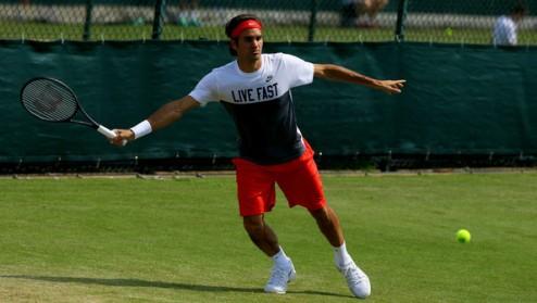 """Федерер: """"Давно использую выходы к сетке"""""""