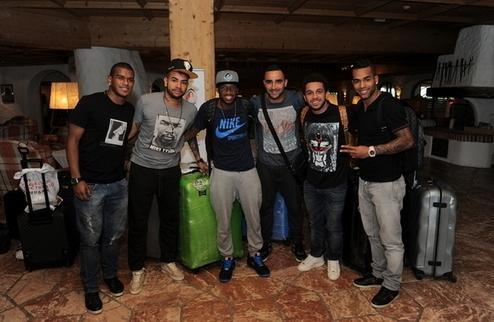 Еще шесть бразильцев присоеденились к Шахтеру