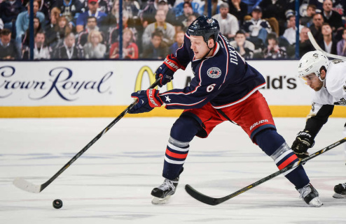 НХЛ. Никитин перебрался в Эдмонтон