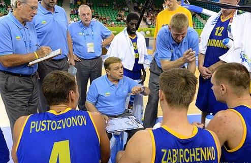 Фрателло огласил заявку сборной Украины на ЧМ