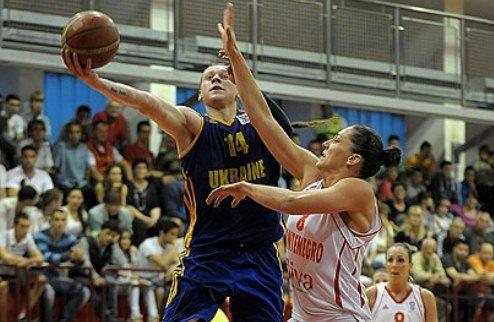 Евробаскет-2015, женщины. Украина завершила отбор поражением