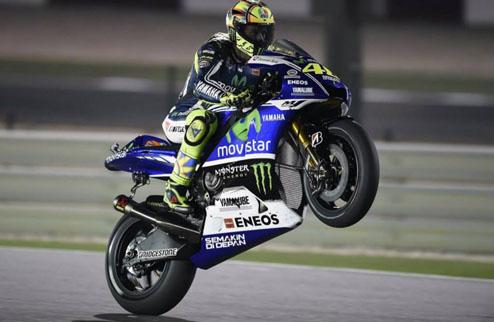 MotoGP. Росси готов продлить контракт с Ямахой