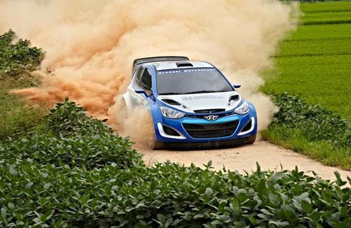 WRC. Хендэ: обновления уже готовы