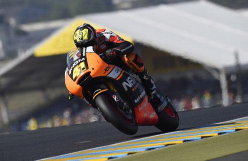 MotoGP. Гран-при Голландии. А. Эспаргаро выигрывает вторую практику