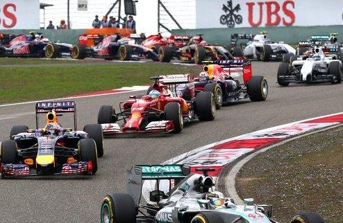 Формула-1: ФИА утвердила поправки к регламенту