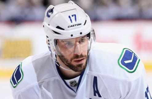 """НХЛ. Кеслер: """"Ванкувер делает перестройку, а я хочу побеждать"""""""