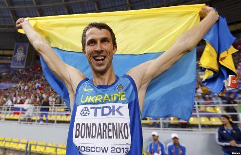Легкая атлетика. Бондаренко в числе сильнейших едет в Брюссель