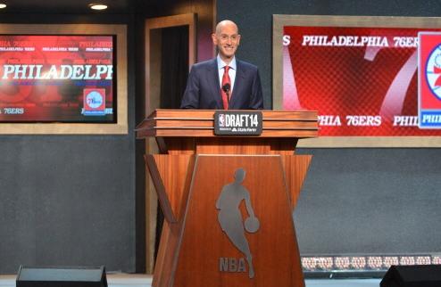НБА хочет перенести драфт на июль