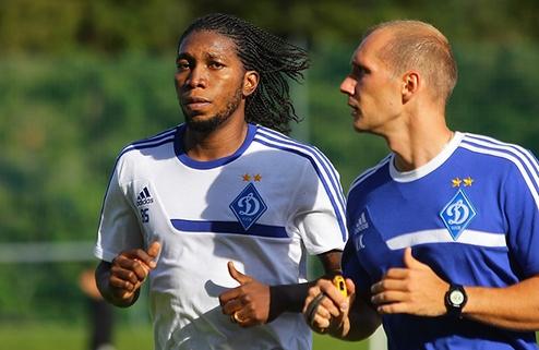 Мбокани присоединился к Динамо