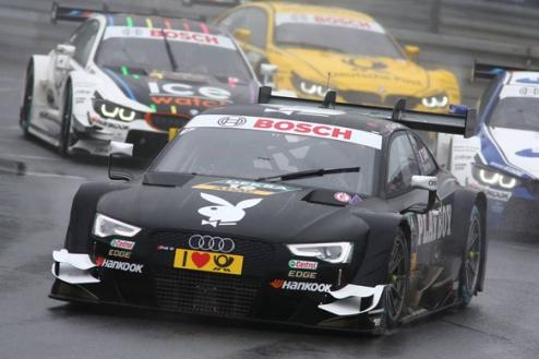 DTM. Тамбэ, Томчик и да Кошта оштрафованы по итогам гонки на Норисринге
