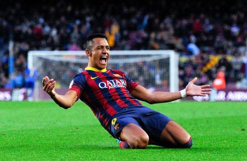 Барселона желает 40 млн евро за Санчеса