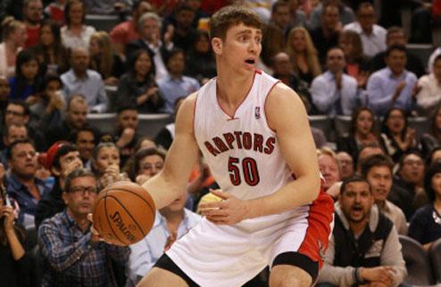 НБА. Торонто сохранил Хэнсбро