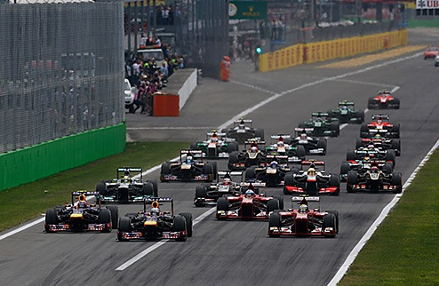 Формула-1: Экклстоун не планирует продлевать ГП Италии