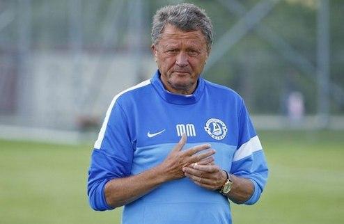 Маркевич хочет сохранить Стринича и найти замену Жулиано