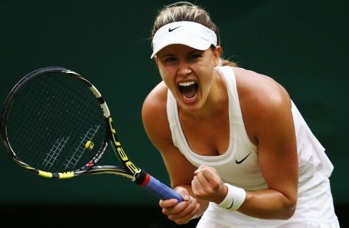 Бушар впервые в карьере войдет в топ-10 рейтинга WTA