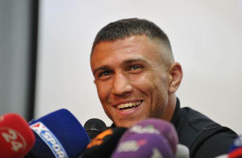 """Ломаченко: """"В этом году будет еще один бой"""""""