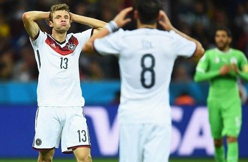 Семь игроков сборной Германии подхватили грипп