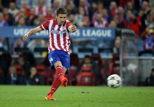 Габи продлил контракт с Атлетико