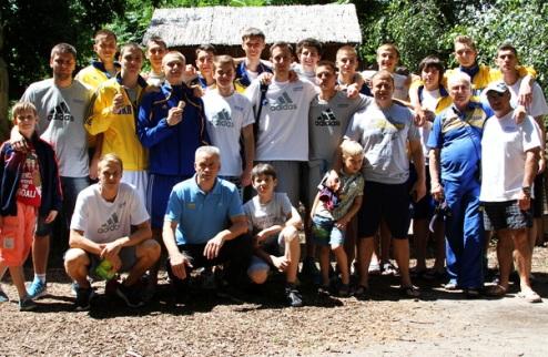 Сборная Украины U-18 проведет два спарринга в Грузии