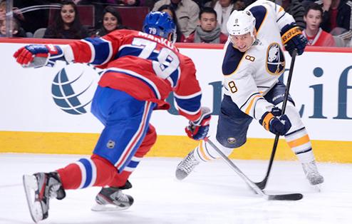 НХЛ. Маккормик решил вернуться в Баффало